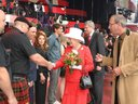 The Queen Meets The Campbell Brothers