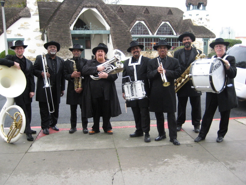 Authentic New Orleans Jazz Funeral & Mardi Gras Music