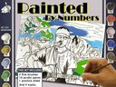 'Painted By Numbers' E.P 2011