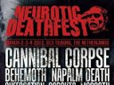 Neurotic Deathfest 2012.