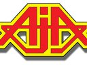 AjA Logo Designed by Derek Riggs
