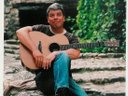 In Sailans / Provence with my beloved Mcilroy Guitar