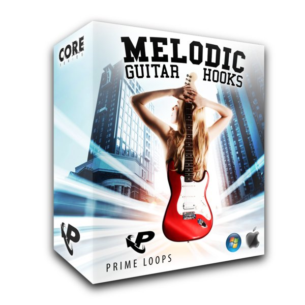 Melodic Guitar Hooks by Prime Loops | ReverbNation