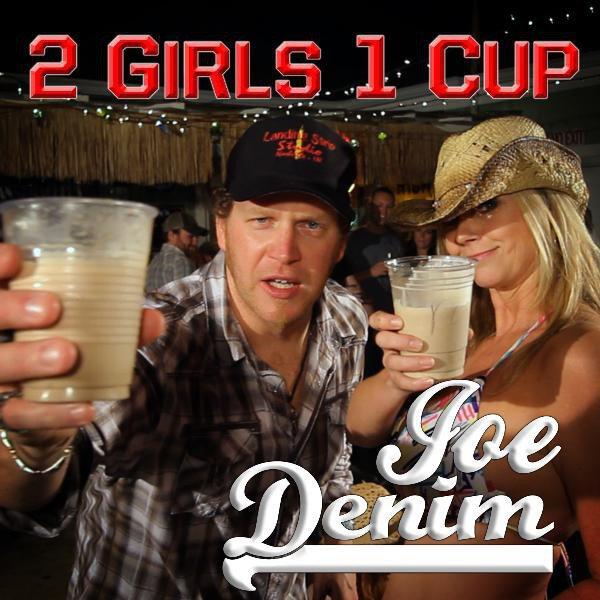 2 Girls 1 Cup Red Solo Parody By Joe Denim