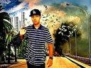 Miami FL (airbrush art)