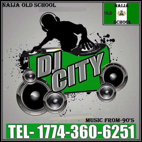 Naija old School Hip-Hop Mix - From 90's by DJ City