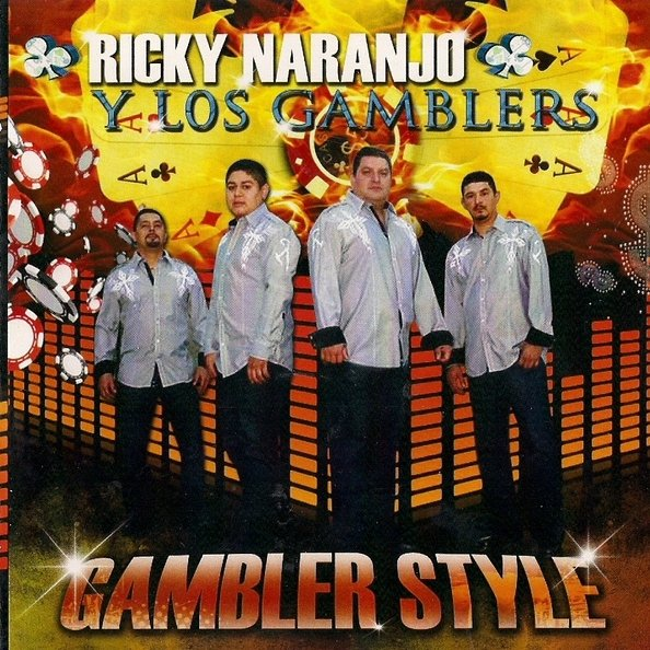 Ricky naranjo y los gamblers songs the casino job