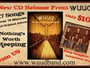 Wuud's 3rd CD ~Nothing's Worth Keeping~ is now completed and available for the masses.