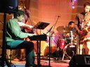 Stefan Karlsson with the Rodrigo Villanueva Jazz Quartet