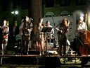 Dandy & the Lions at Rock the Quad (featuring Beth Allmon on vocals)