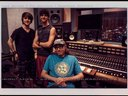 Jason & Troy in the studio with Seattle legendary producer Jack Endino 4/22/12
