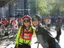 Meg & Barbie Bike NYC Tour