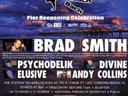 Brad Smith, Divine, Psychodelik, Elusive, & Andy Collins Fri.,May 25th @ The Station in Ormond Beach