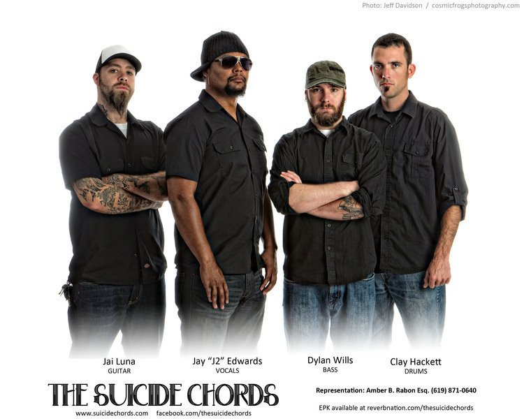 The Suicide Chords Reverbnation