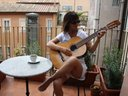 Six strings & a latte, Italy