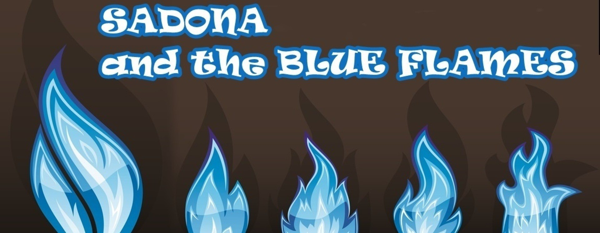 sadona the blue flames reverbnation
