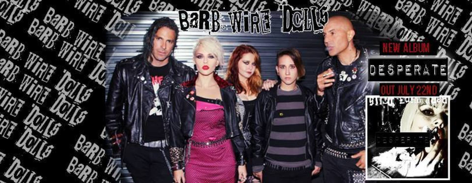BARB WIRE DOLLS | ReverbNation