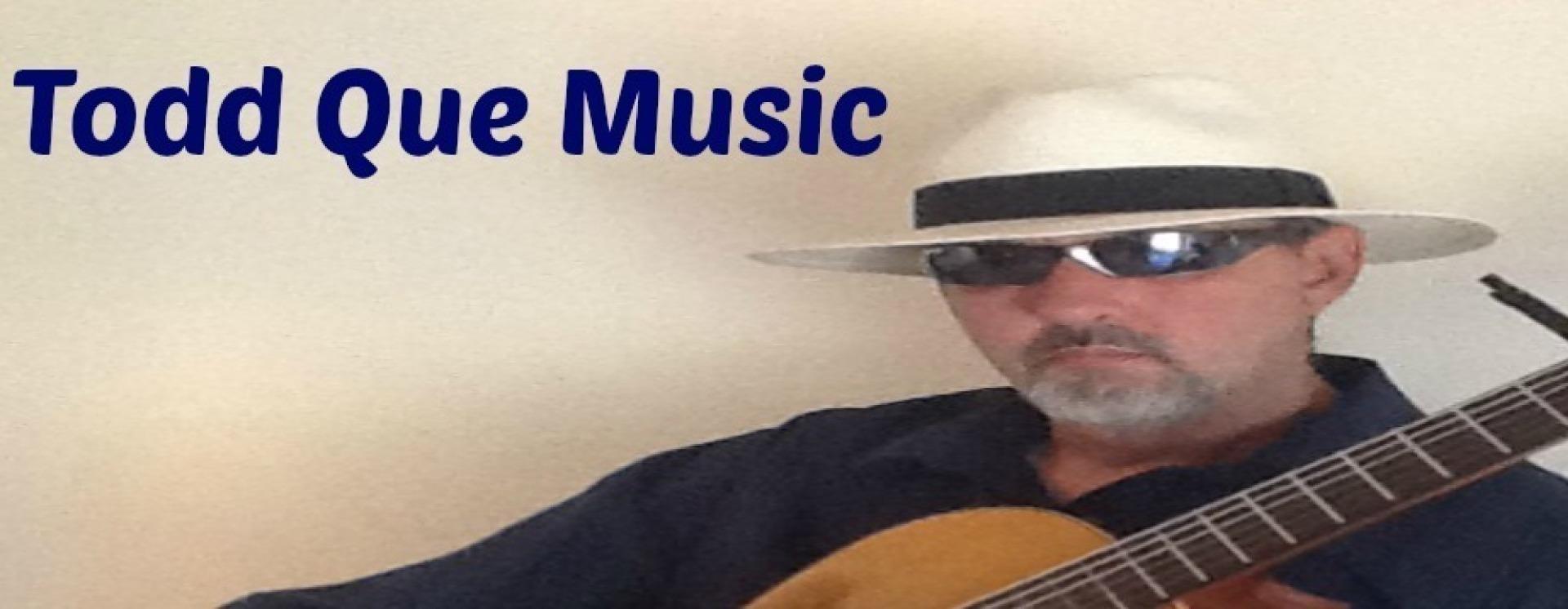 Todd que music banner copy