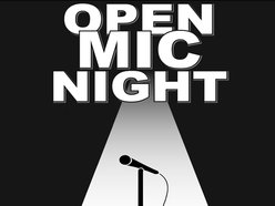 Image for OPEN MIC NIGHT (Since 2005)