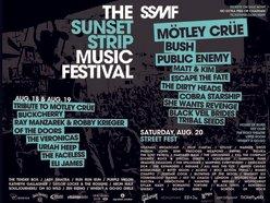 Image for SUNSET STRIP MUSIC FESTIVAL
