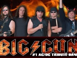 Image for Big Gun AC/DC tribute band