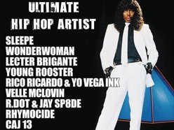 Image for ULTIMATE HIP HOP CONTEST
