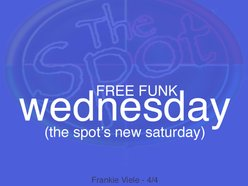 Image for Free Funk Wednesday- Ladies' Nite