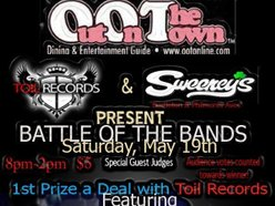 Image for Battle of the Bands-Toil Records