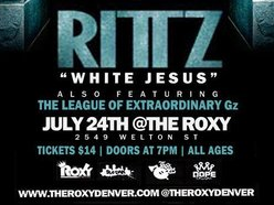 Image for The Revival Tour featuring Rittz 'White Jesus' also featuring The League Of Extraordinary Gz