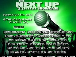 Image for The Next Up Artist Showcase