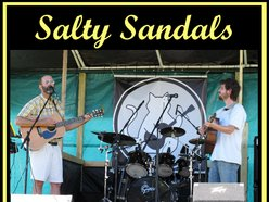 Image for Salty Sandals