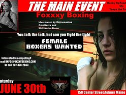 Image for Foxy Boxing