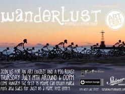 Image for Wanderlust Art Fest
