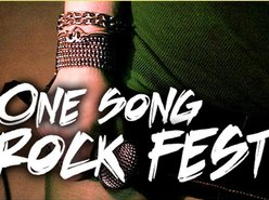 Image for One Song Rock Festival
