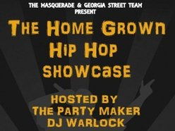 Image for The Homegrown Hip Hop Showcase