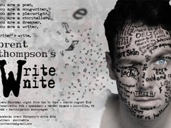 Image for Brent Thompson's Write Nite begins! 6pm Speakeasy