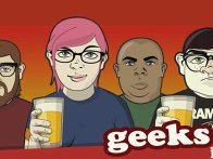 Image for Geeks Who Drink Trivia 8pm Speakeasy
