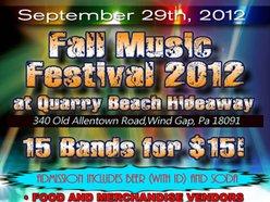 Image for FALL MUSIC FESTIVAL 2012
