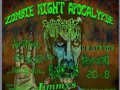 Image for ZOMBIE NIGHT APOCALYPSE