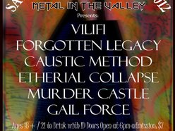 Image for Metal in the Valley hosts :