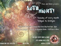 Image for Kick Butt Coffee music & Booze LGBT Night