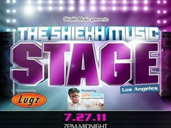Image for THE SHIEKH MUSIC STAGE: LA
