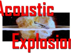 Image for Acoustic Explosion 4-Year Anniversary Show