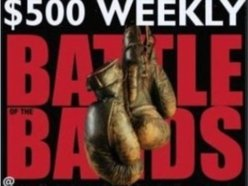 Image for $500 Weekly Battle of the Bands