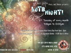 Image for Kick Butt Coffee Music & Booze Monthly LGBT Night