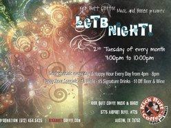 Image for Kick Butt Coffee Music & Booze LGTB Night