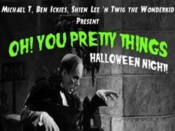 Image for Oh! You Pretty Things: Phantom of the Rock Opera