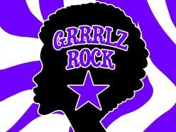 Image for GRRRLZ ROCK !!