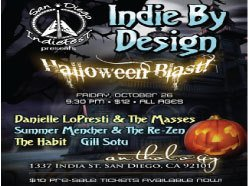 """Image for San Diego IndieFest presents """"Indie By Design"""""""
