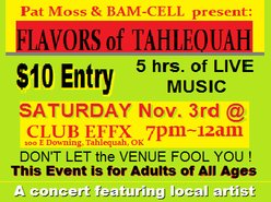 Image for FLAVORS of TAHLEQUAH